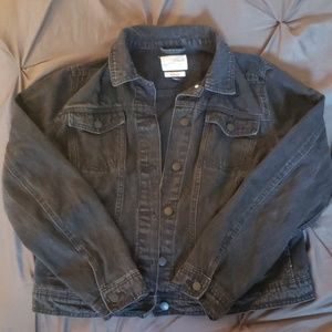 Universal Thread Black Denim Jacket